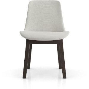 Mercer Silver Birch Fabric 21-Inch Dining Chair