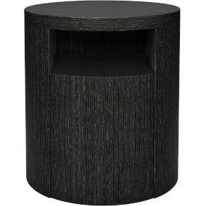 Mulberry Gray Oak Nightstand