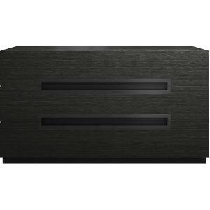 Monroe Gray Oak Dresser