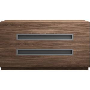 Monroe Walnut Dresser