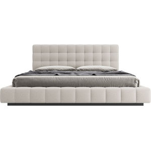 Thompson Luna Fabric Cal King Bed