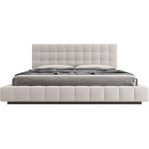 Thompson Luna Fabric King Bed