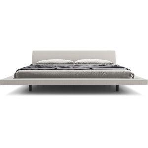 Jane Luna Fabric Queen Bed
