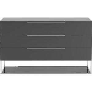 Bowery Dark Gull Gray Dresser