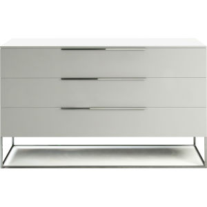Bowery White Dresser