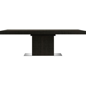 Astor Gray Oak 71-Inch Dining Table