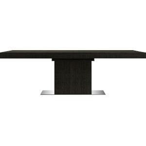 Astor Gray Oak 71-Inch Dining Table