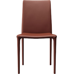 Varick Arabian Spice Eco Leather Dining Chair