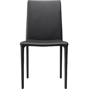 Varick Nine Iron Eco Leather Dining Chair