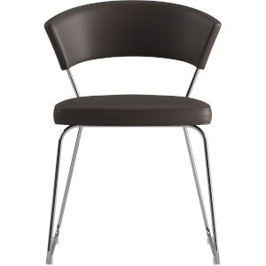 Delancey Java Eco Leather Dining Chair