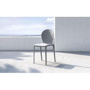 Vieste Blue Gray Dining Chair