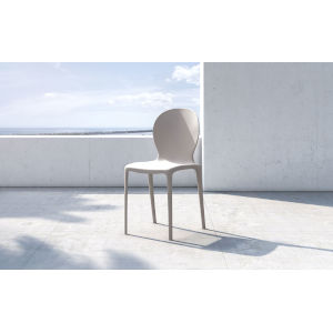 Vieste Mother of Pearl Dining Chair