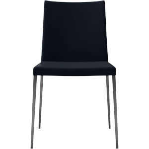 Asti Blue Eco Leather Dining Chair