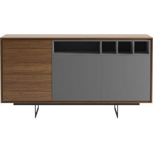 Baxter Walnut 61-Inch Sideboard
