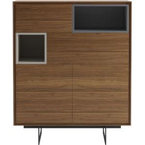 Baxter Walnut 37-Inch Sideboard