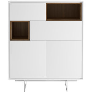 Baxter White 37-Inch Sideboard