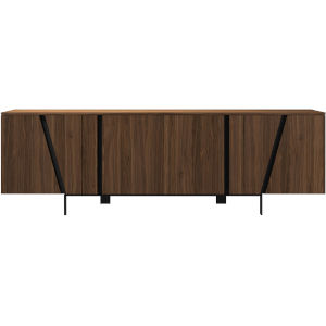 Mott Walnut Sideboard