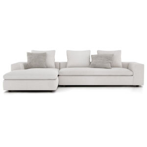Lucerne Ashen Left Sectional