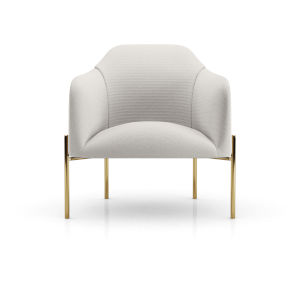 Tiemann Birch Fabric Lounge Chair