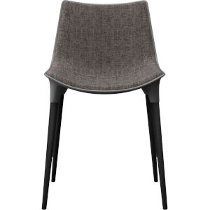 Langham Charcoal Denim Dining Chair
