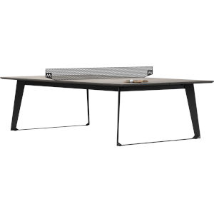 Amsterdam Gray Concrete Ping Pong Table