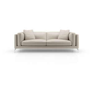 Reade Opala Leather Sofa