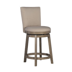 Abigail Natural Counter Stool