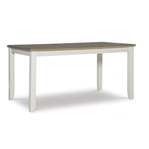 Jane White Dining Table