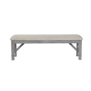 Bella Grey Oak Stain Bench