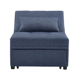 Boone Blue Sofa Bed
