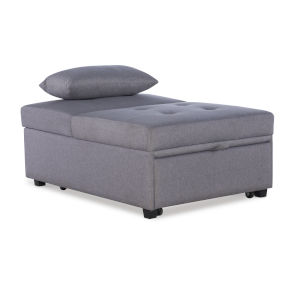 Boone Grey Sofa Bed
