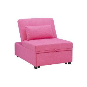 Remington Hot Pink Sofa Bed