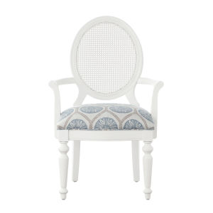 Cilia White Chair