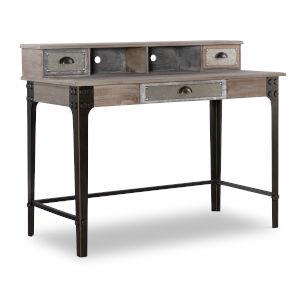 Caden Brown and Black Desk