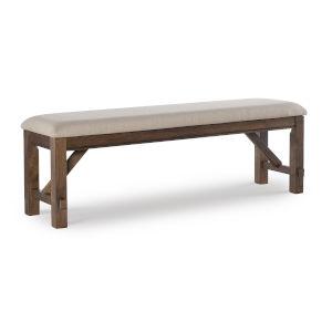 Bella Rustic Umber Bench