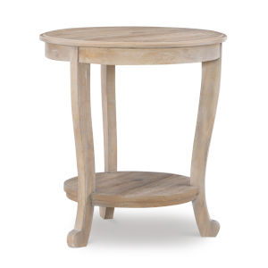 Aubert Natural Side Table