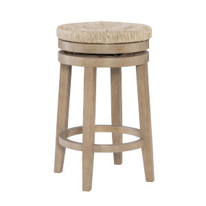 Hazel Brown Counter Stool