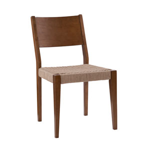 Reagan Brown Dining Chair, Set of 2