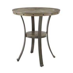Elizabeth Pewter Pub Table