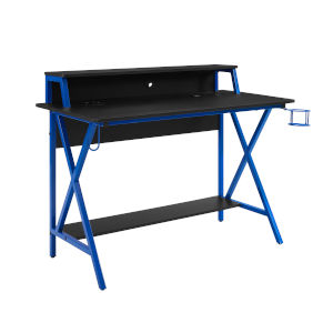 Ian Black Blue Desk