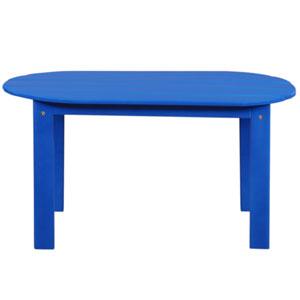 Amara Blue Patio Coffee Table