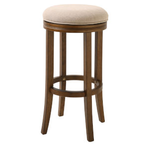 Victoria Honeysuckle 31-Inch Bar Height Swivel Stool