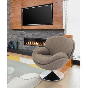 Starke Khaki Accent Chair