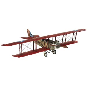 Flying Circus Jenny Medium Model Airplane