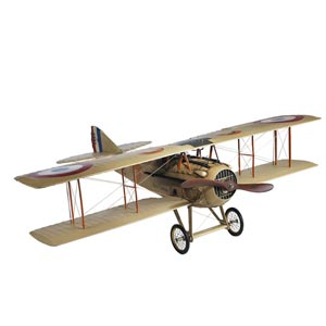Spad XIII French Model Airplane
