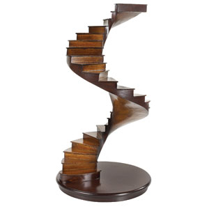 Spiral Stairs Model