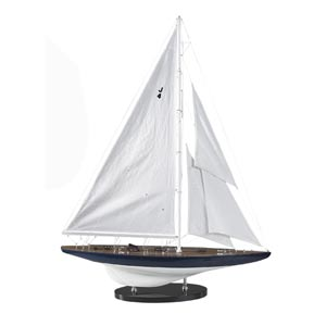 J-Yacht Rainbow 1934 Model Ship