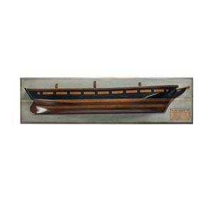 Tea Clipper Thermopylae 1868 Wall Mounted Model Ship