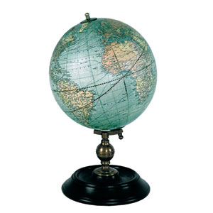 Weber Costello 1921 USA Globe