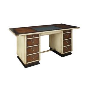 Captains Ivory Desk